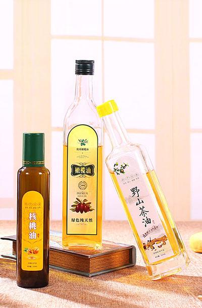茶油瓶 001