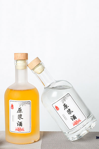果酒瓶 002