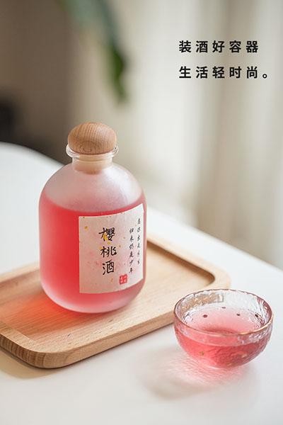 果酒瓶 005