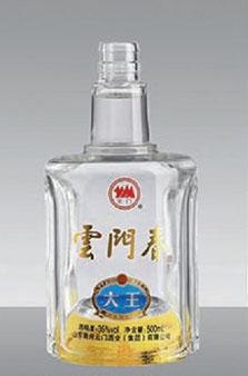 晶白料酒瓶 010